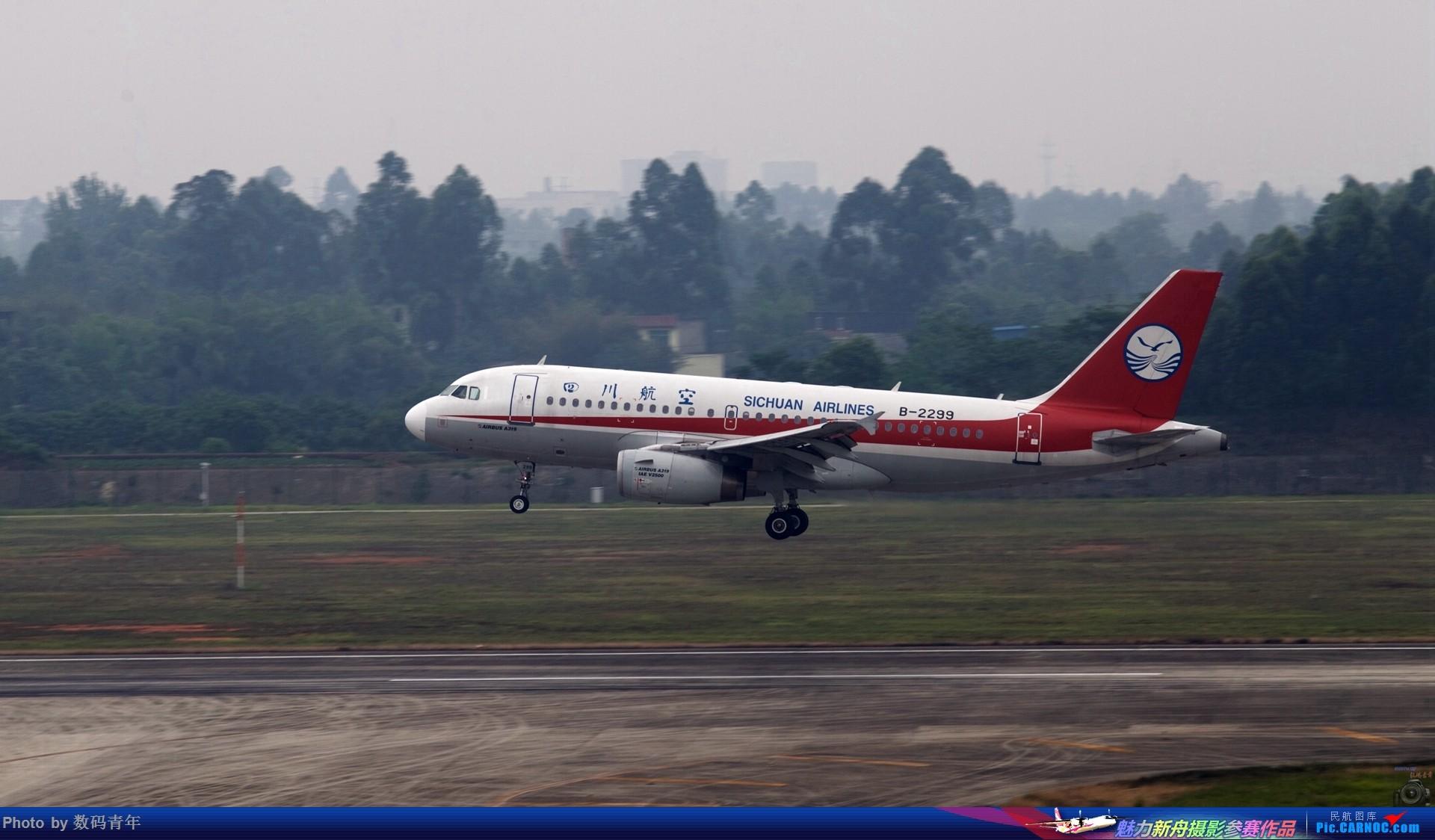 Re:[原创]重出江湖【CTU】2015.5.17打飞机 AIRBUS A319-100 B-2299 中国成都双流国际机场