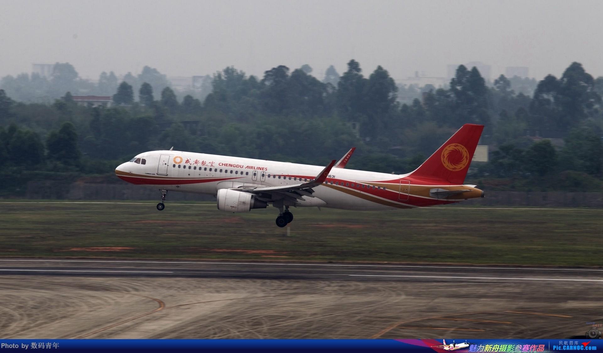 Re:[原创]重出江湖【CTU】2015.5.17打飞机 AIRBUS A320-200 B-1631 中国成都双流国际机场