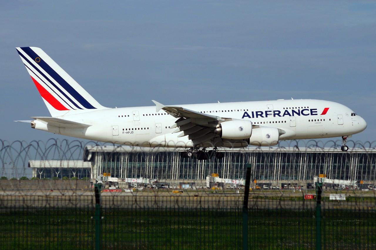 Re:[原创]~~~周末第一次去PVG~~~ AIRBUS A380-861 F-HPJD 中国上海浦东国际机场