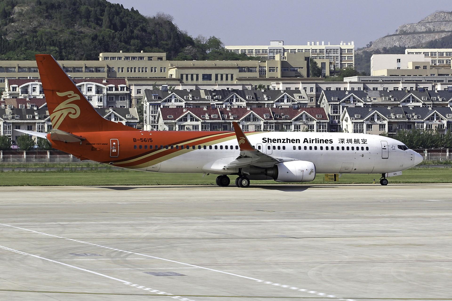 Re:[原创][DLC]滨海大连,浪漫之都….1920x1280pix 连载中 BOEING 737-800 B-5615 中国大连周水子国际机场