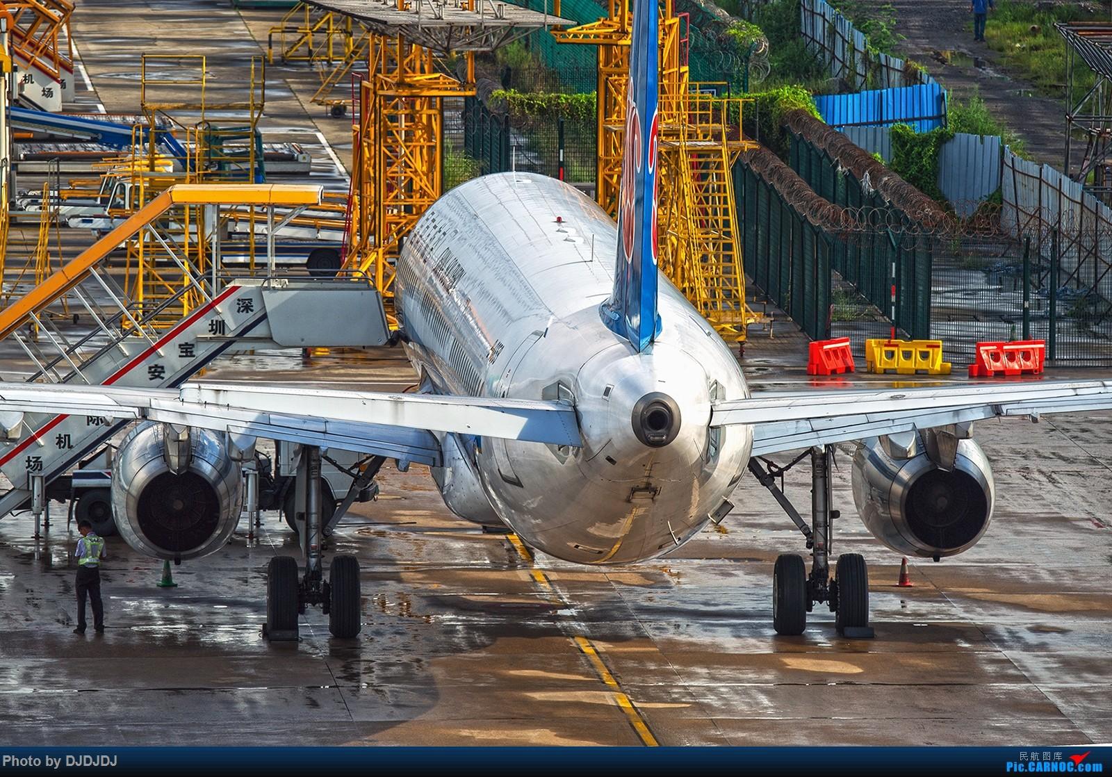 [原创]【BLDDQ】6659 AIRBUS A321-200 B-6659 中国深圳宝安国际机场