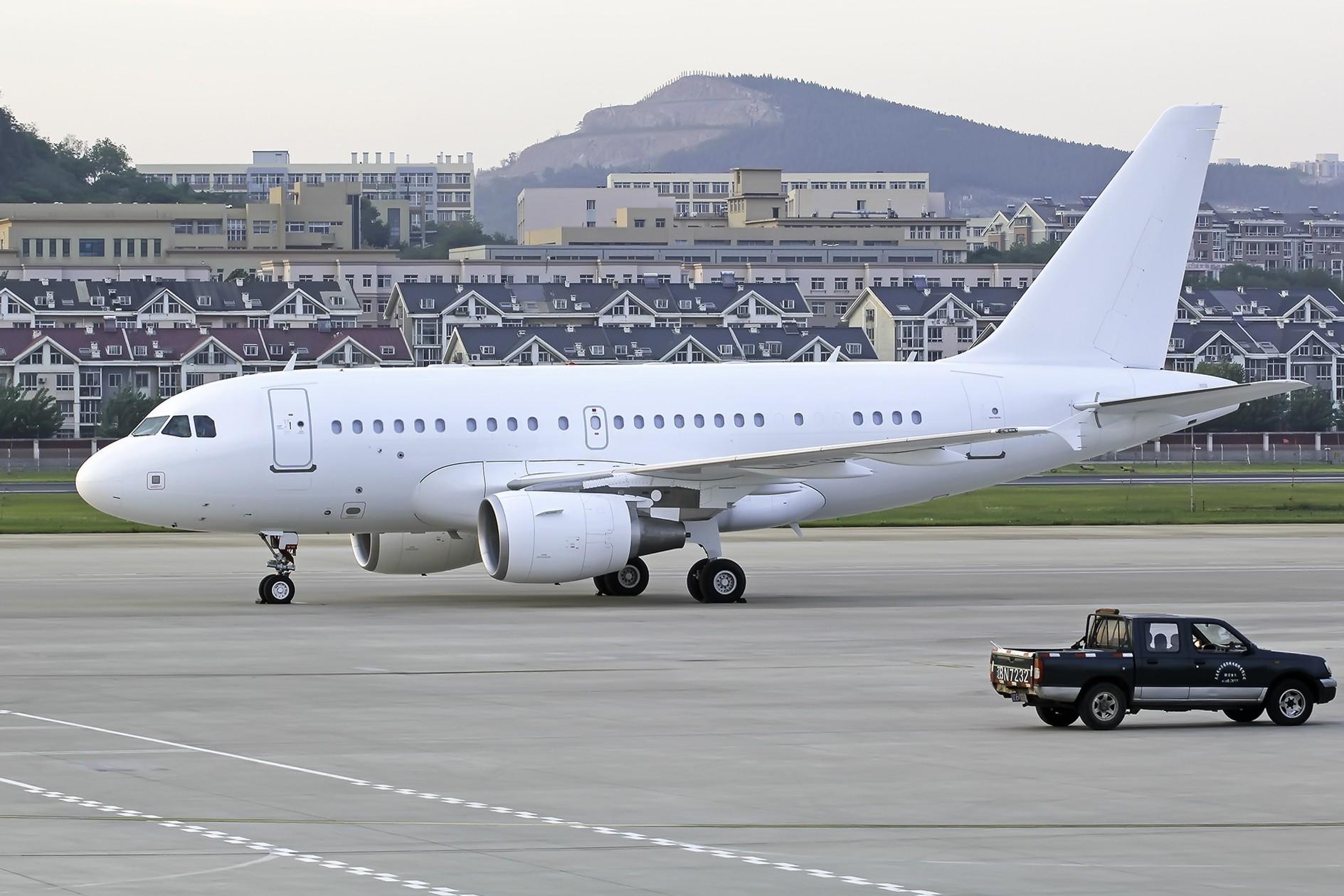 Re:[原创][DLC]滨海大连,浪漫之都….1920x1280pix 连载中 AIRBUS A318 VP-CBY 中国大连周水子国际机场