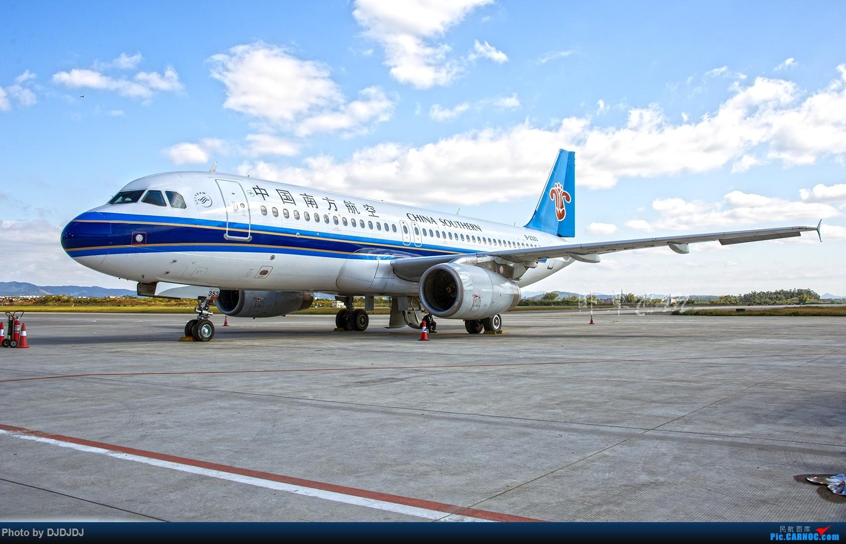 [原创]【BLDDQ】2353 AIRBUS A320-200 B-2353 中国广州白云国际机场