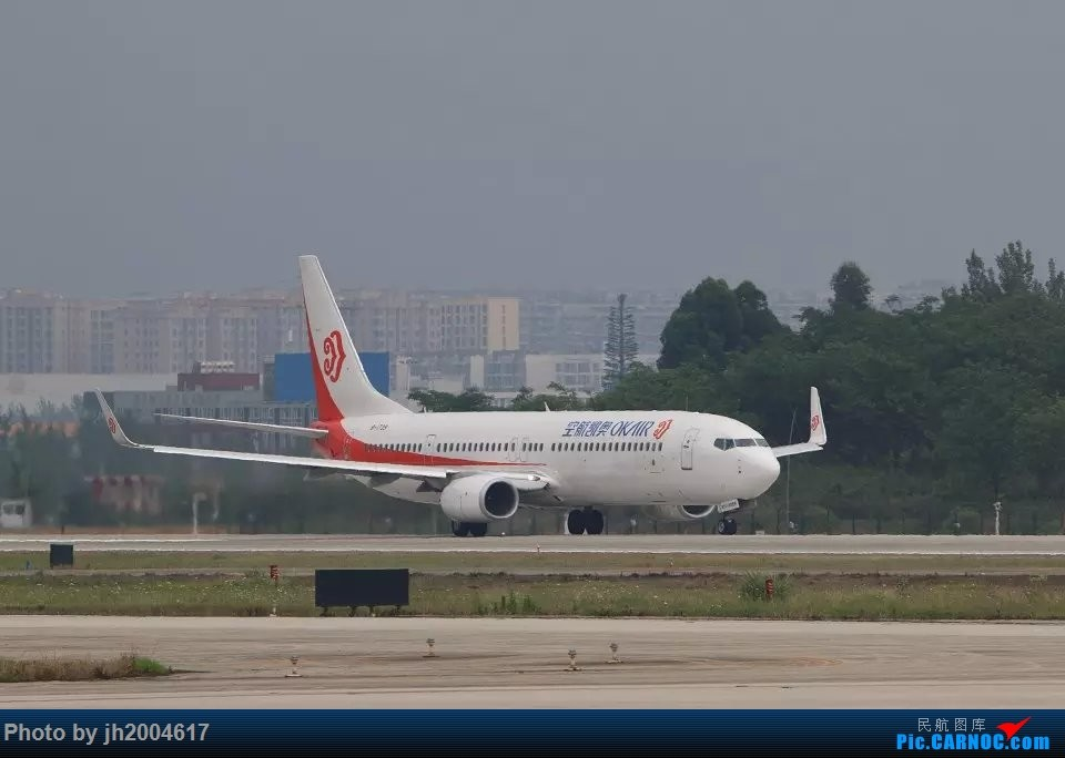 Re:[原创]用600拍机 BOEING 737-900ER B-1739 成都双流机场