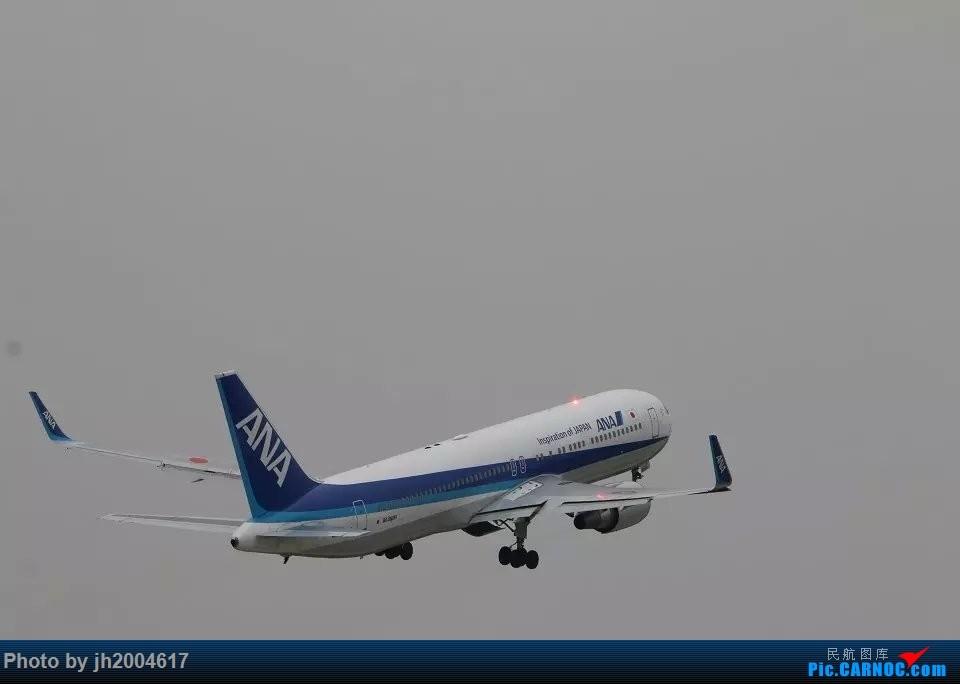 Re:[原创]用600拍机 BOEING 767-300ER JA623A 成都双流机场
