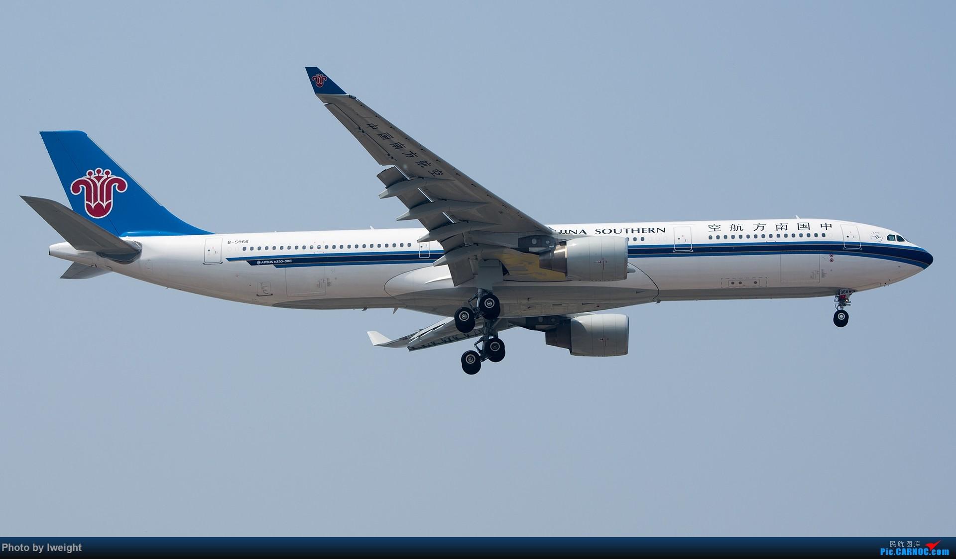 Re:[原创]周末帝都霾天拍机,凑合看看吧【2015-5-23】 AIRBUS A330-300 B-5966 中国北京首都国际机场