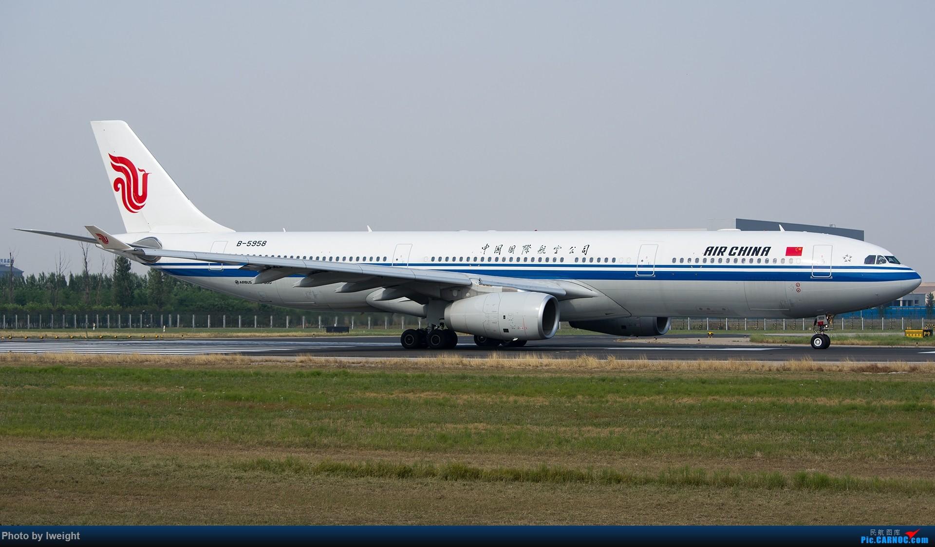 Re:[原创]周末帝都霾天拍机,凑合看看吧【2015-5-23】 AIRBUS A330-300 B-5958 中国北京首都国际机场
