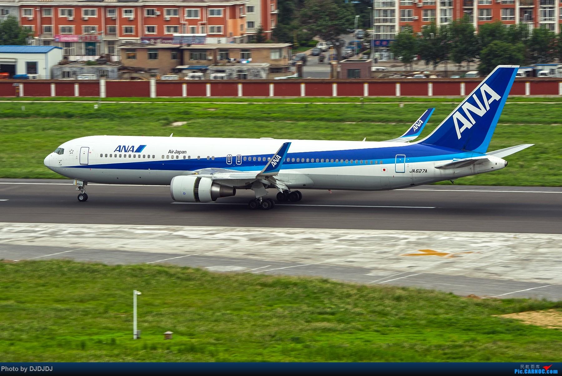 Re:[原创]【BLDDQ】DLC BOEING 767 JA627A 中国大连周水子国际机场