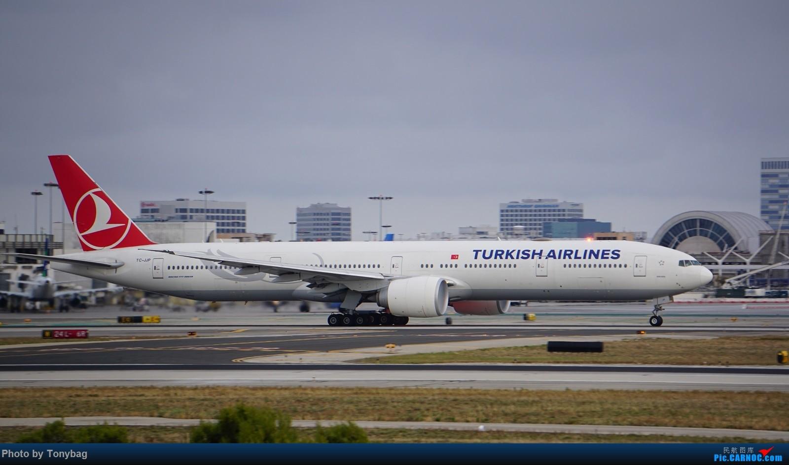 Re:[原创]家住LAX附近就是方便,天天拍飞机 BOEING 777-300ER TC-JJP
