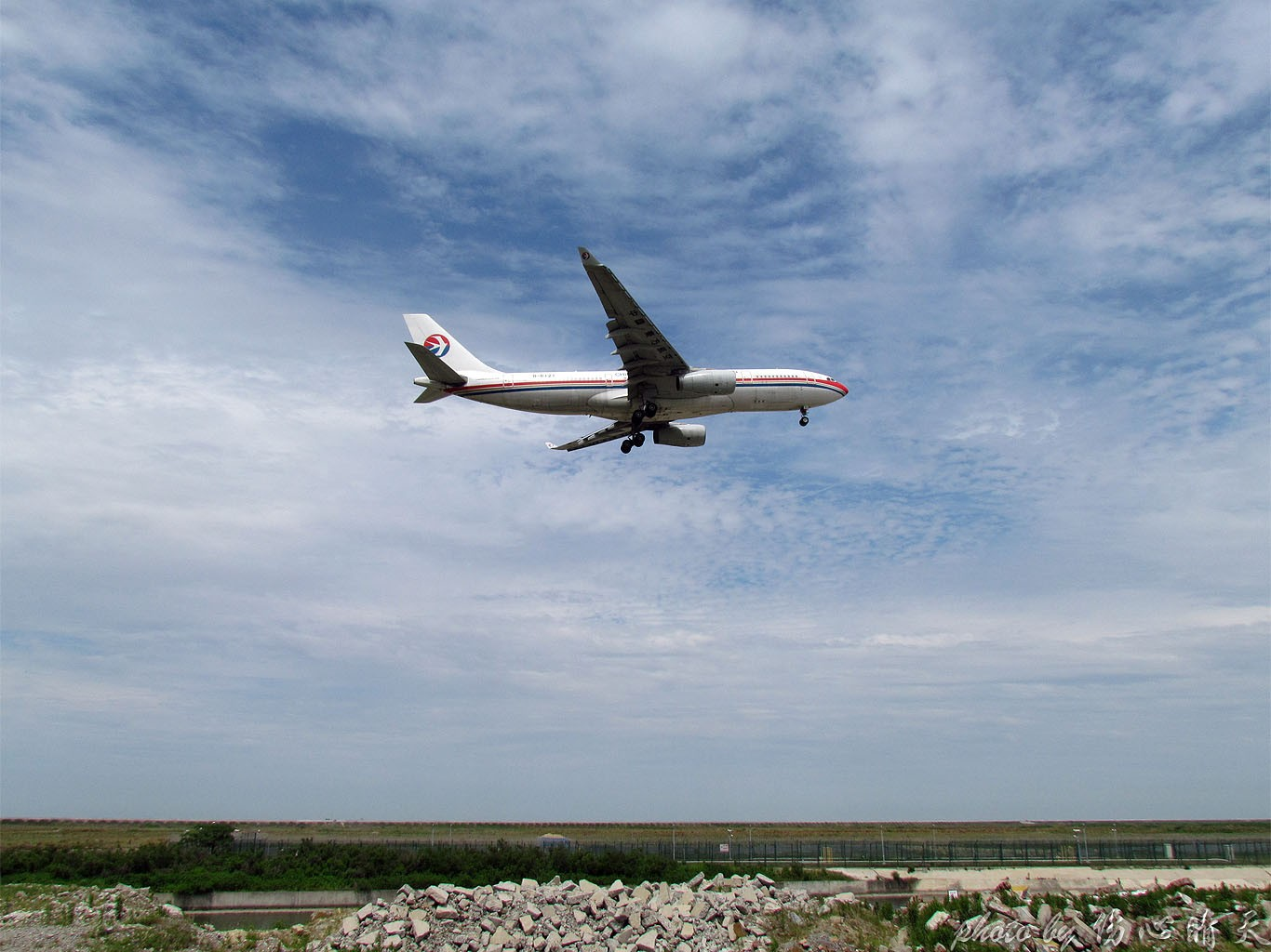 Re:[原创]PVG联盟彩绘的一天!地主、越南、AA、QF、大韩……就差星空了! AIRBUS A330-200 B-6121 中国上海浦东国际机场