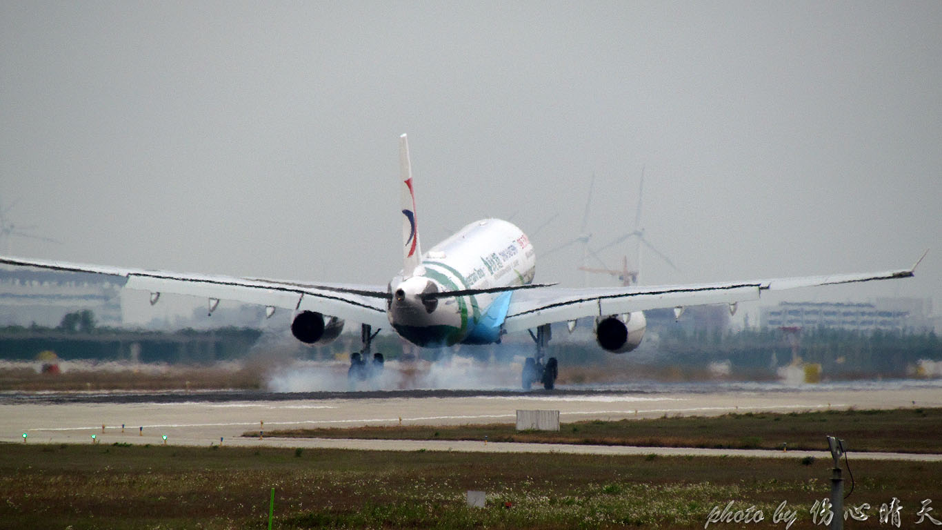 Re:[原创]PVG联盟彩绘的一天!地主、越南、AA、QF、大韩……就差星空了! AIRBUS A330-200 B-5902 中国上海浦东国际机场