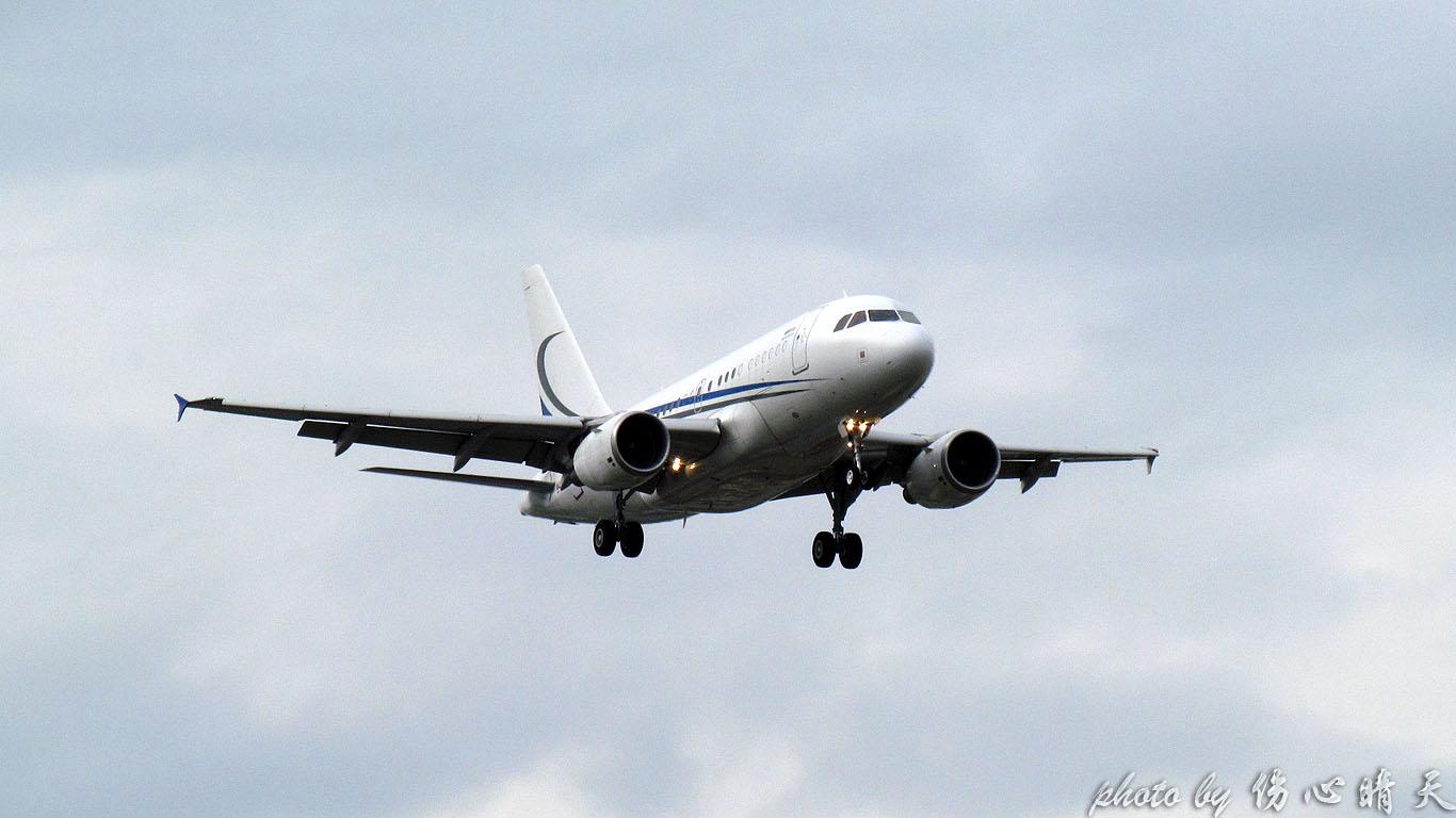 Re:[原创]PVG联盟彩绘的一天!地主、越南、AA、QF、大韩……就差星空了! AIRBUS A318-112CJ B-77777 中国上海浦东国际机场