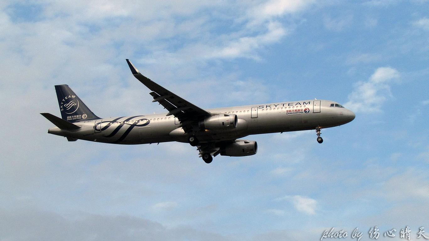 Re:[原创]PVG联盟彩绘的一天!地主、越南、AA、QF、大韩……就差星空了! AIRBUS A321-200 B-1837 中国上海浦东国际机场