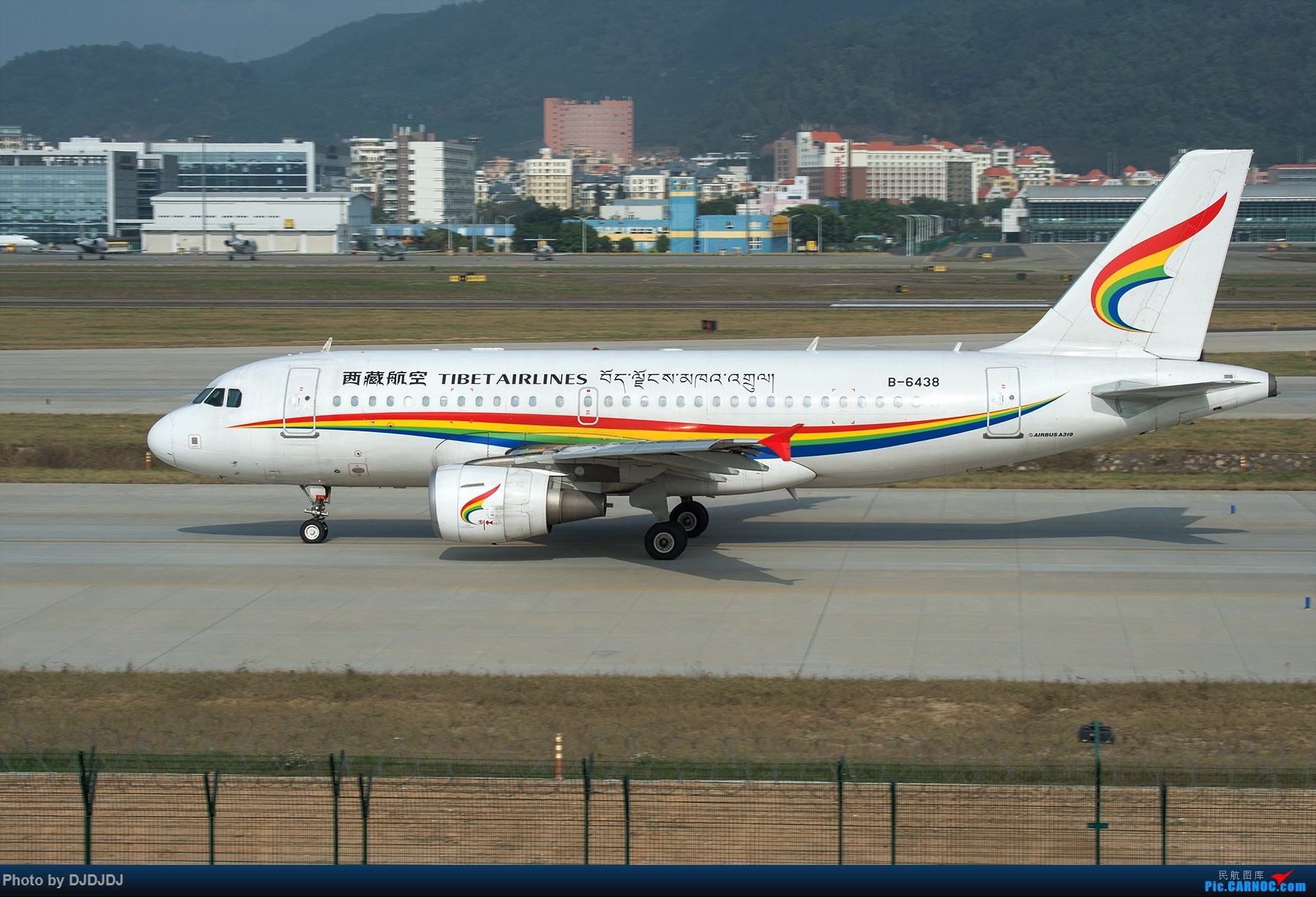 Re:[原创]【BLDDQ】6438 AIRBUS A319-100 B-6438 中国深圳宝安国际机场