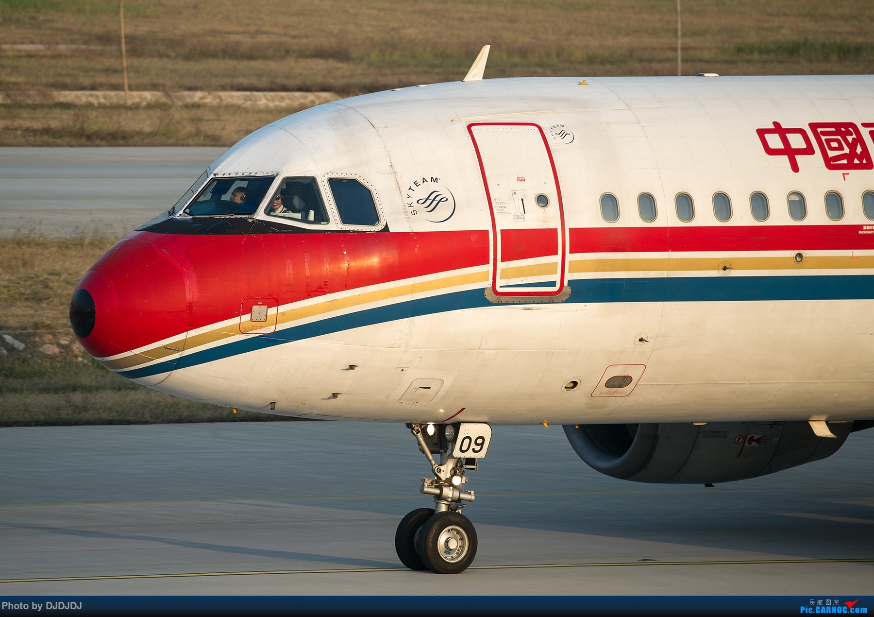 Re:[原创]【BLDDQ】夕阳大头 AIRBUS A320-200 B-6009 中国深圳宝安国际机场