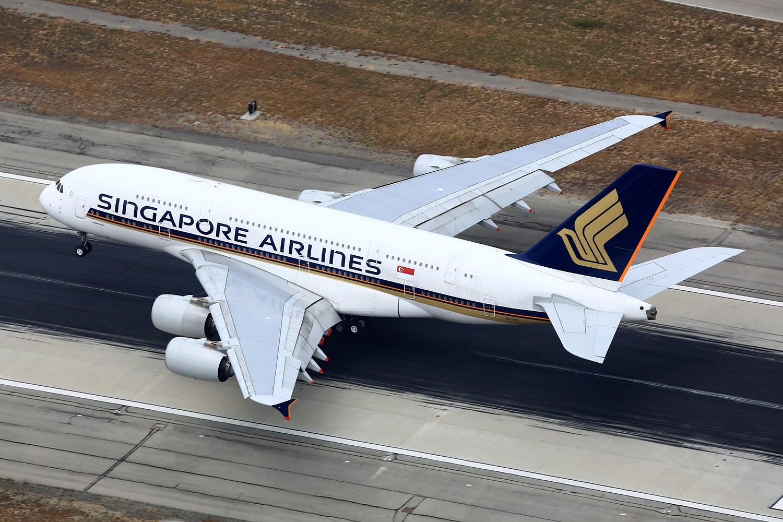 Re:[原创]【LAX】**********A380合集,列强巨无霸的聚会[1500*1000]********** AIRBUS A380-800 9V-SKL 美国洛杉矶机场