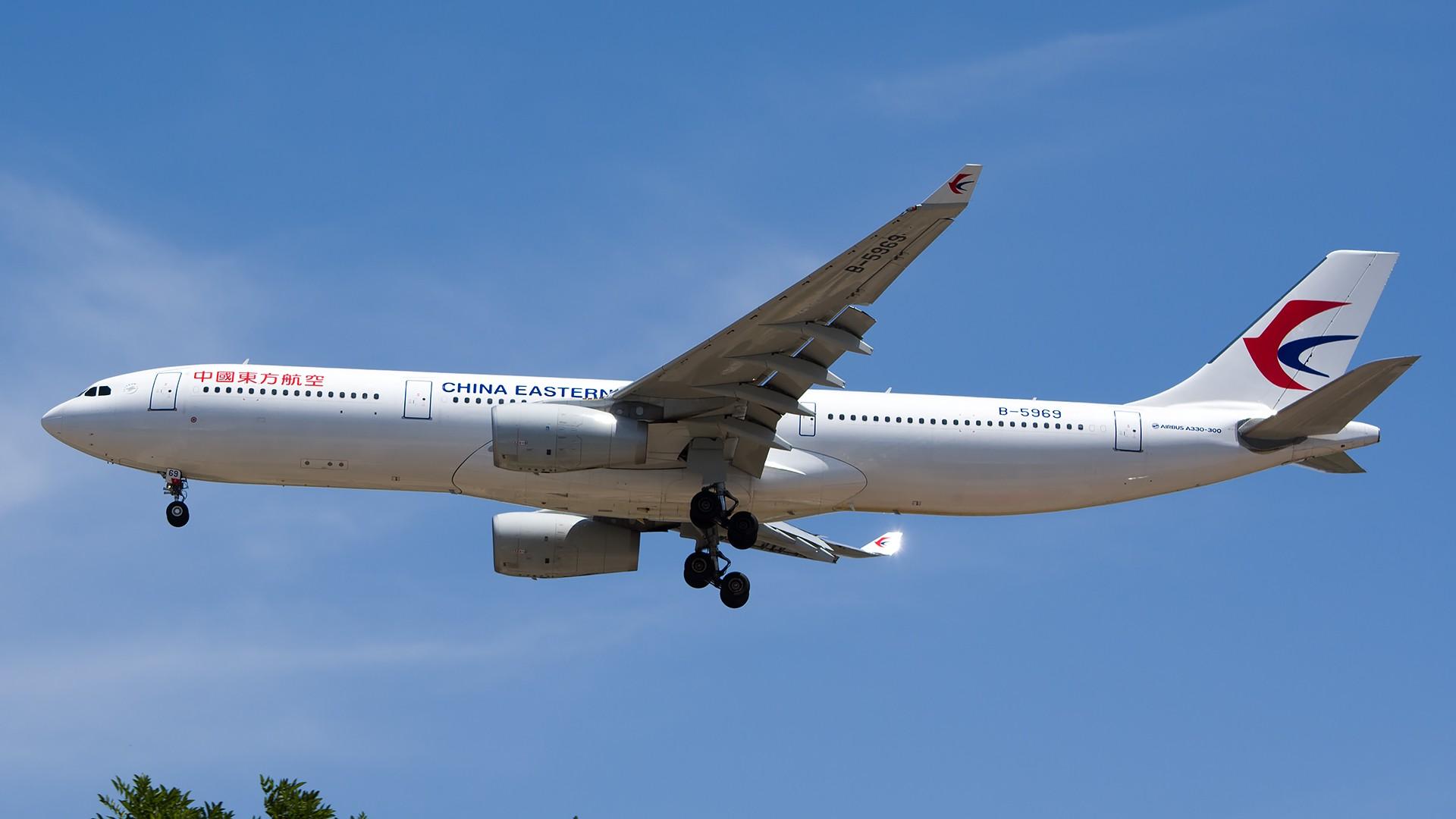 Re:[原创]PEK01午后两小时抓拍,其实是为AA的One World来的 AIRBUS A330-300 B-5969 中国北京首都国际机场