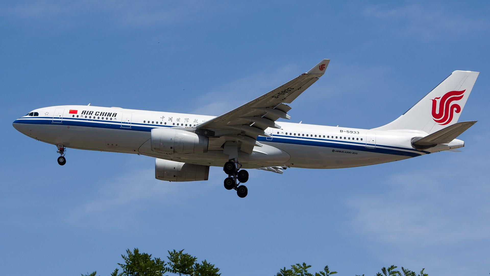 Re:[原创]PEK01午后两小时抓拍,其实是为AA的One World来的 AIRBUS A330-200 B-5933 中国北京首都国际机场