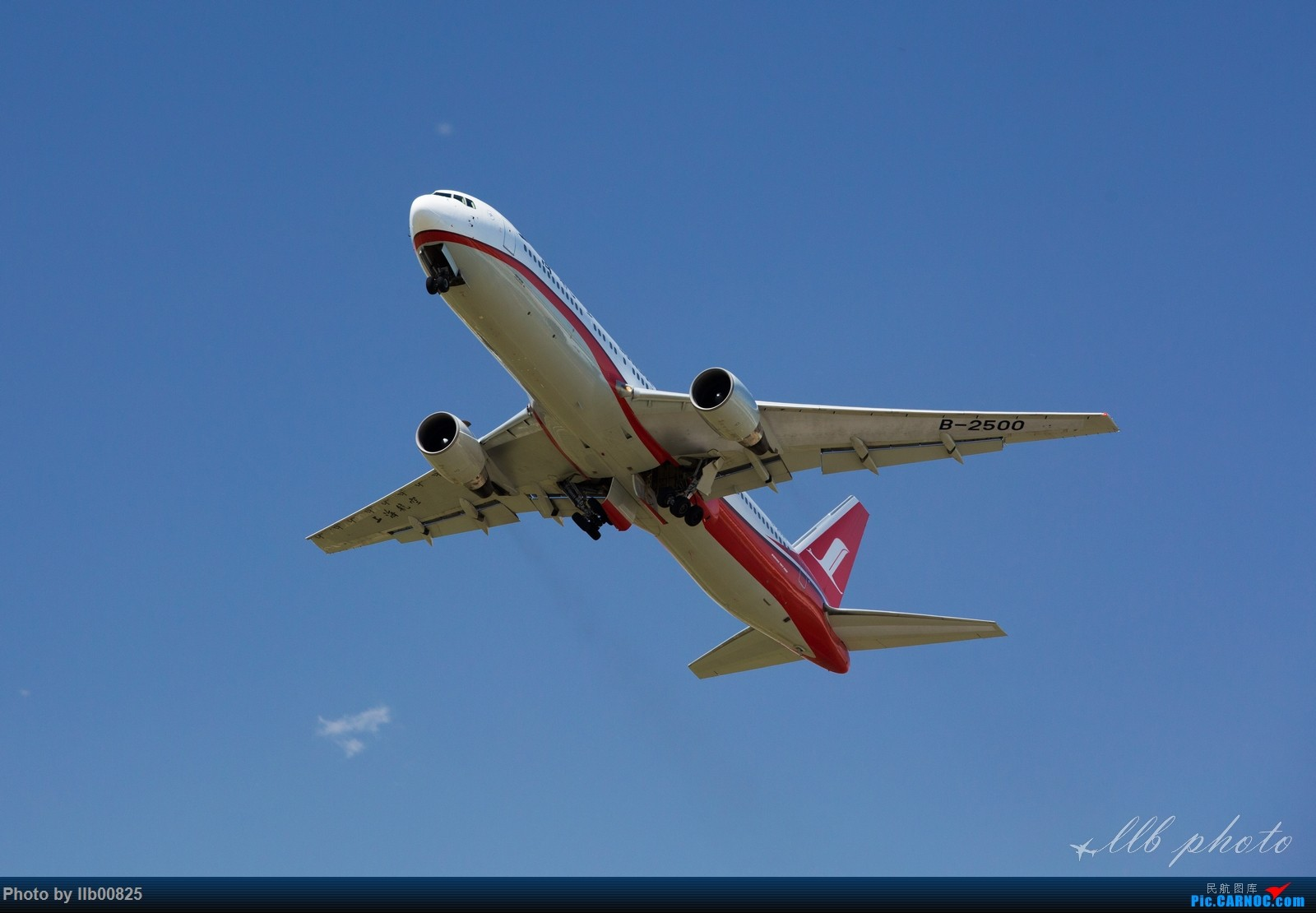 Re:[原创]XIY雨过天晴 BOEING 767-300 B-2500 中国西安咸阳国际机场