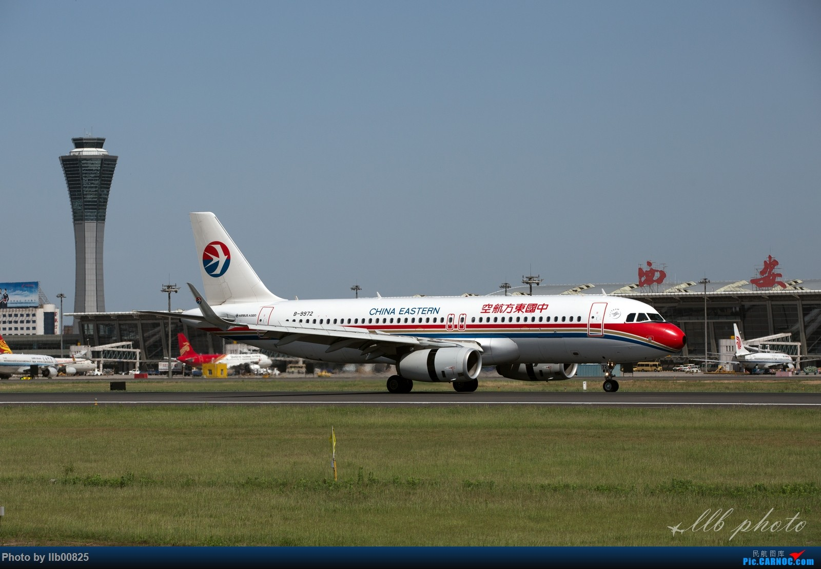 Re:[原创]XIY雨过天晴 AIRBUS A320-200 B-9972 中国西安咸阳国际机场