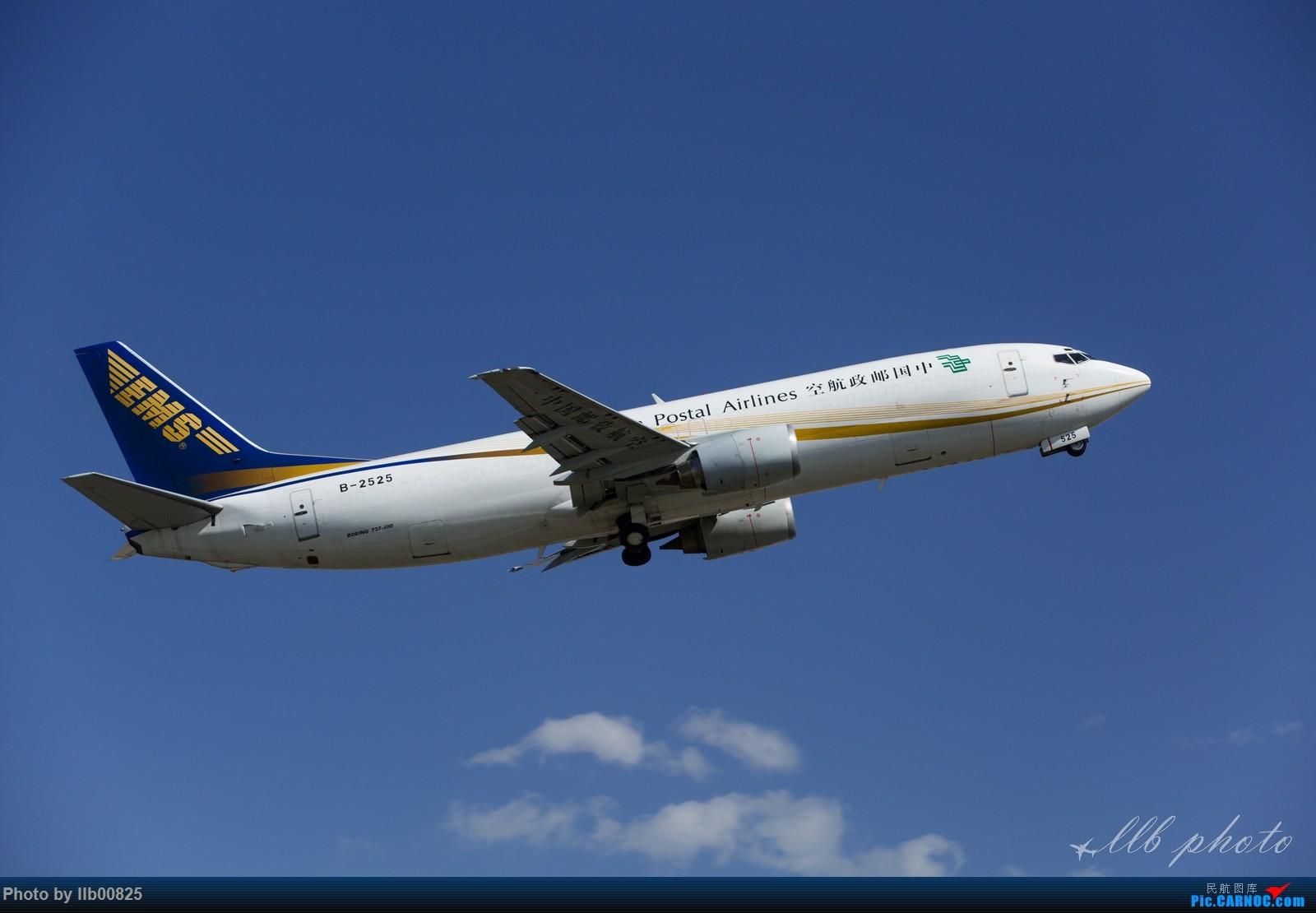 Re:[原创]XIY雨过天晴 BOEING 737-400 B-2525 中国西安咸阳国际机场