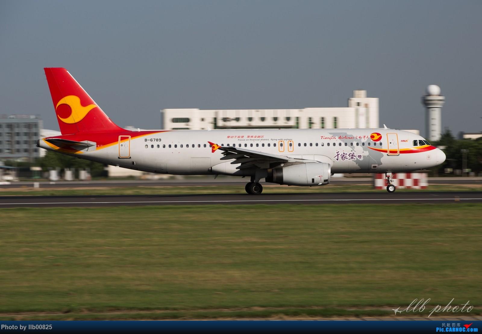Re:[原创]XIY雨过天晴 AIRBUS A320-200 B-6789 中国西安咸阳国际机场