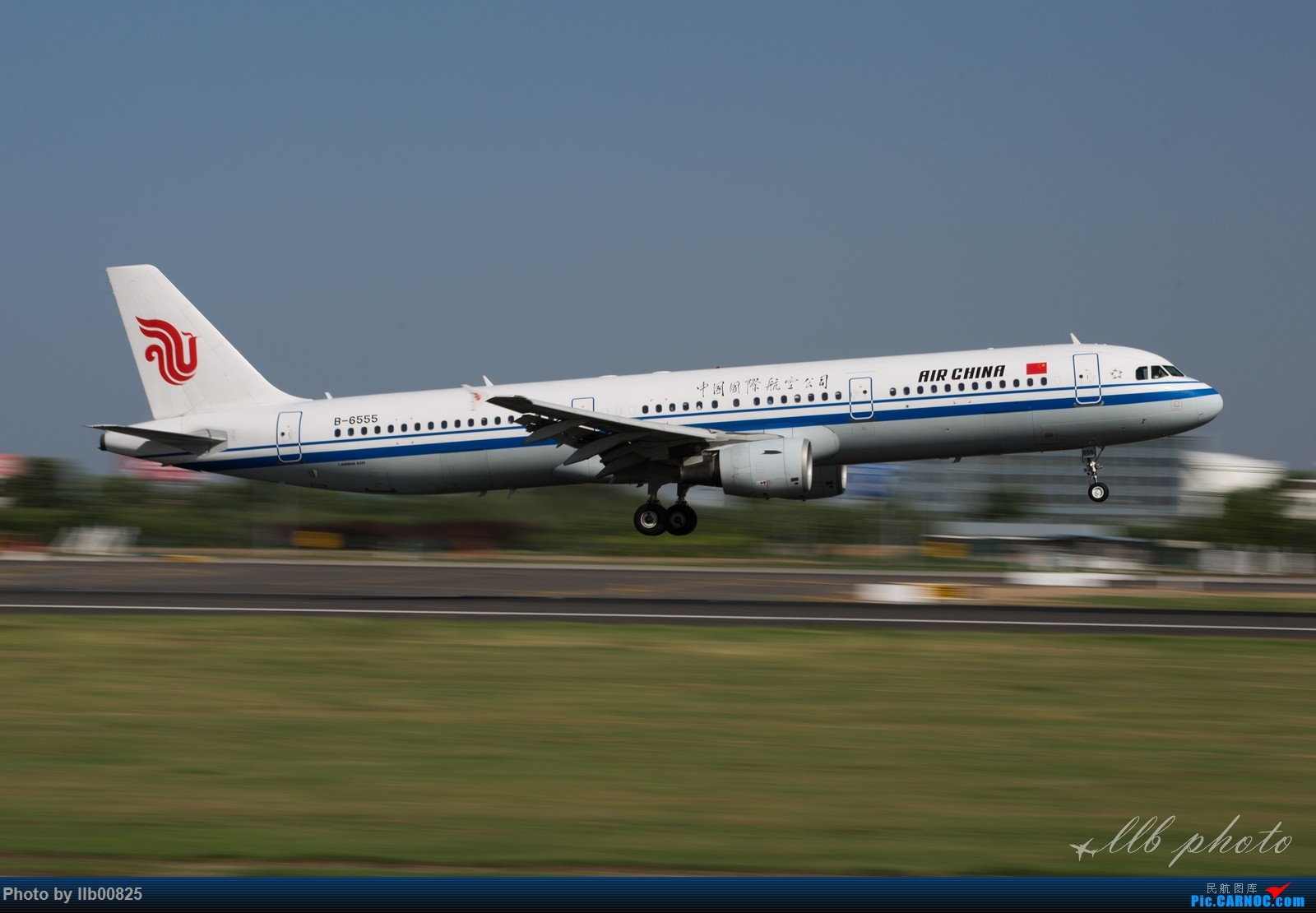 Re:[原创]XIY雨过天晴 AIRBUS A321-200 B-6555 中国西安咸阳国际机场