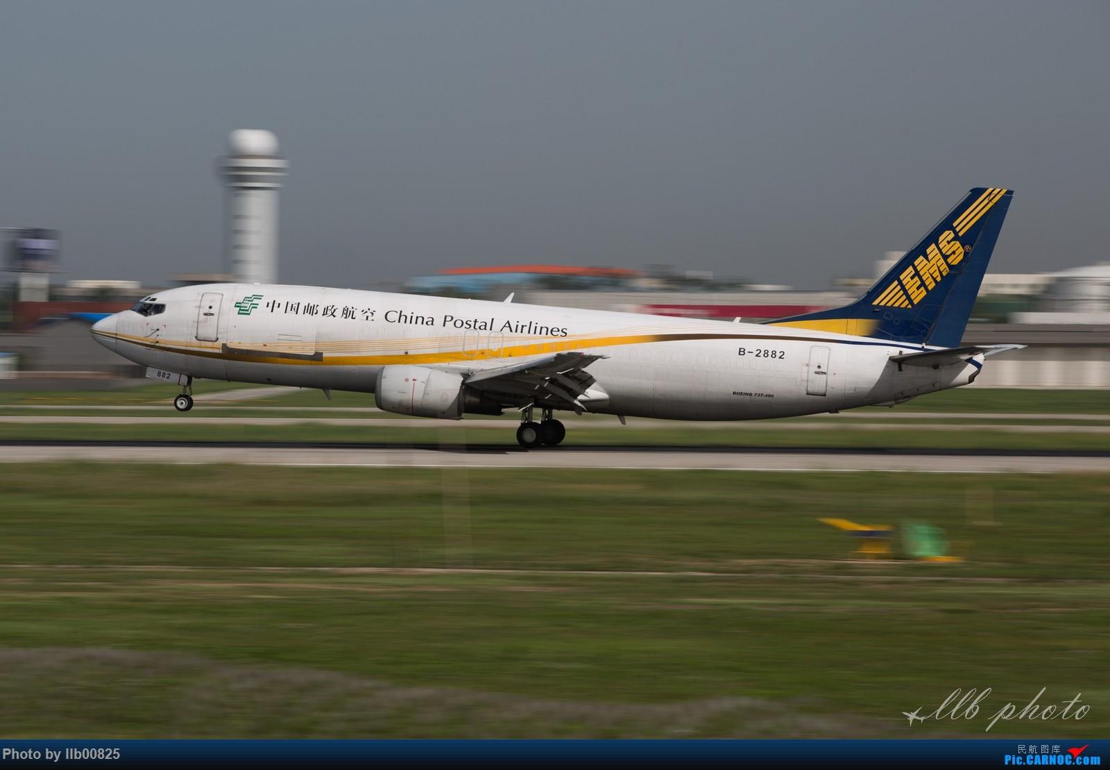Re:[原创]XIY查漏补缺 BOEING 737-400 B-2882 中国西安咸阳国际机场