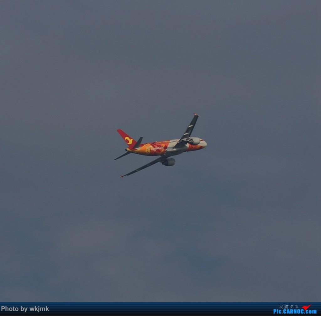 [原创]CKG拍20R起飞 AIRBUS A320