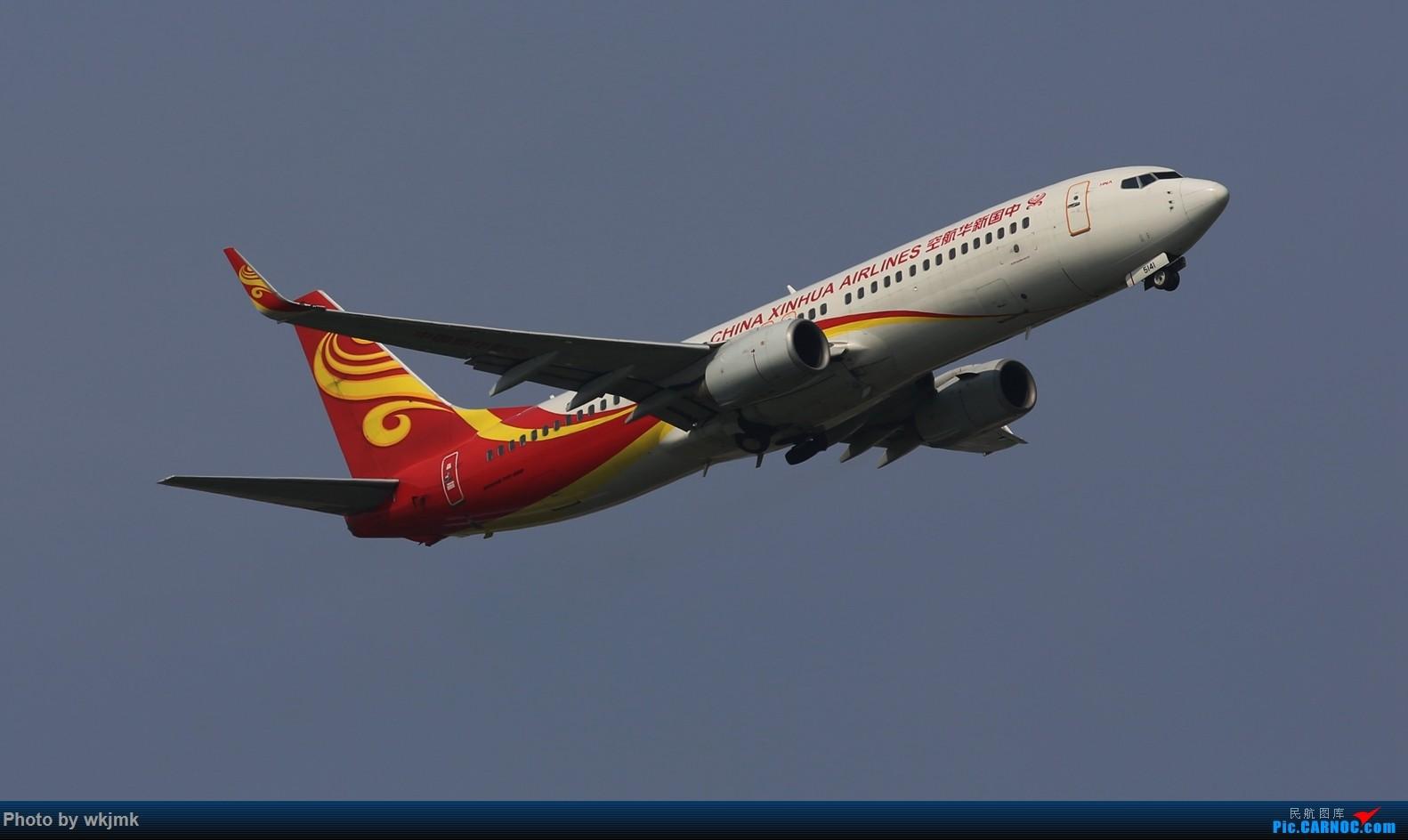 Re:CKG拍20R起飞 BOEING 737-800 B-5141 中国重庆江北国际机场