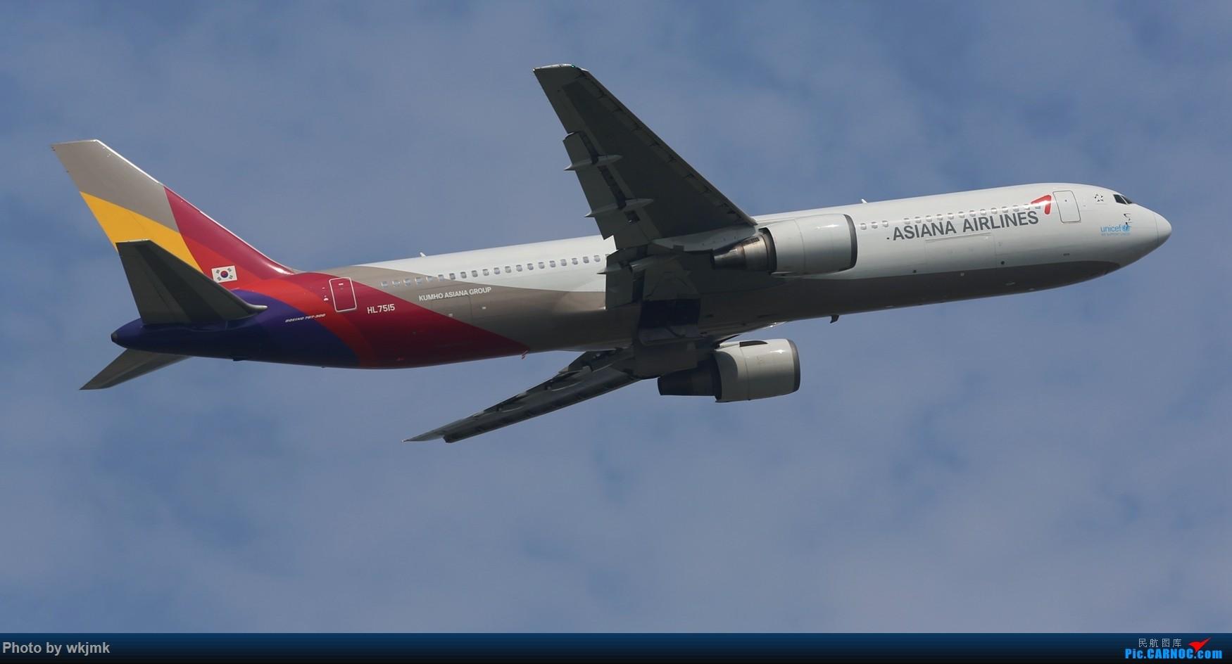 Re:[原创]CKG拍20R起飞 BOEING 767 B-7515 中国重庆江北国际机场