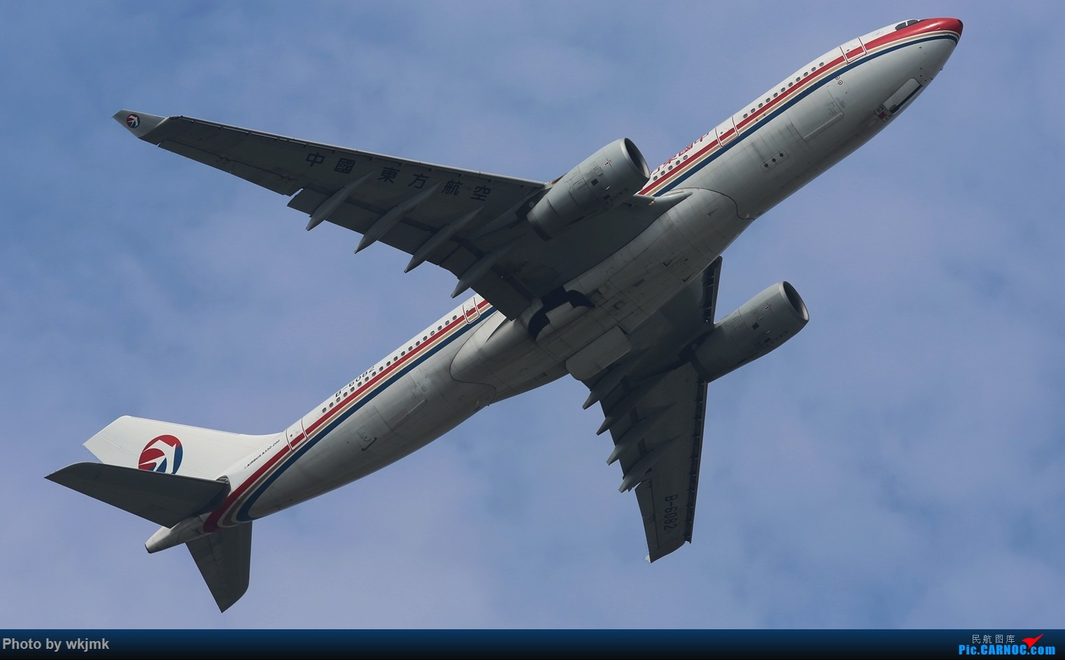 Re:[原创]CKG拍20R起飞 AIRBUS A330-200 B-6082 中国重庆江北国际机场