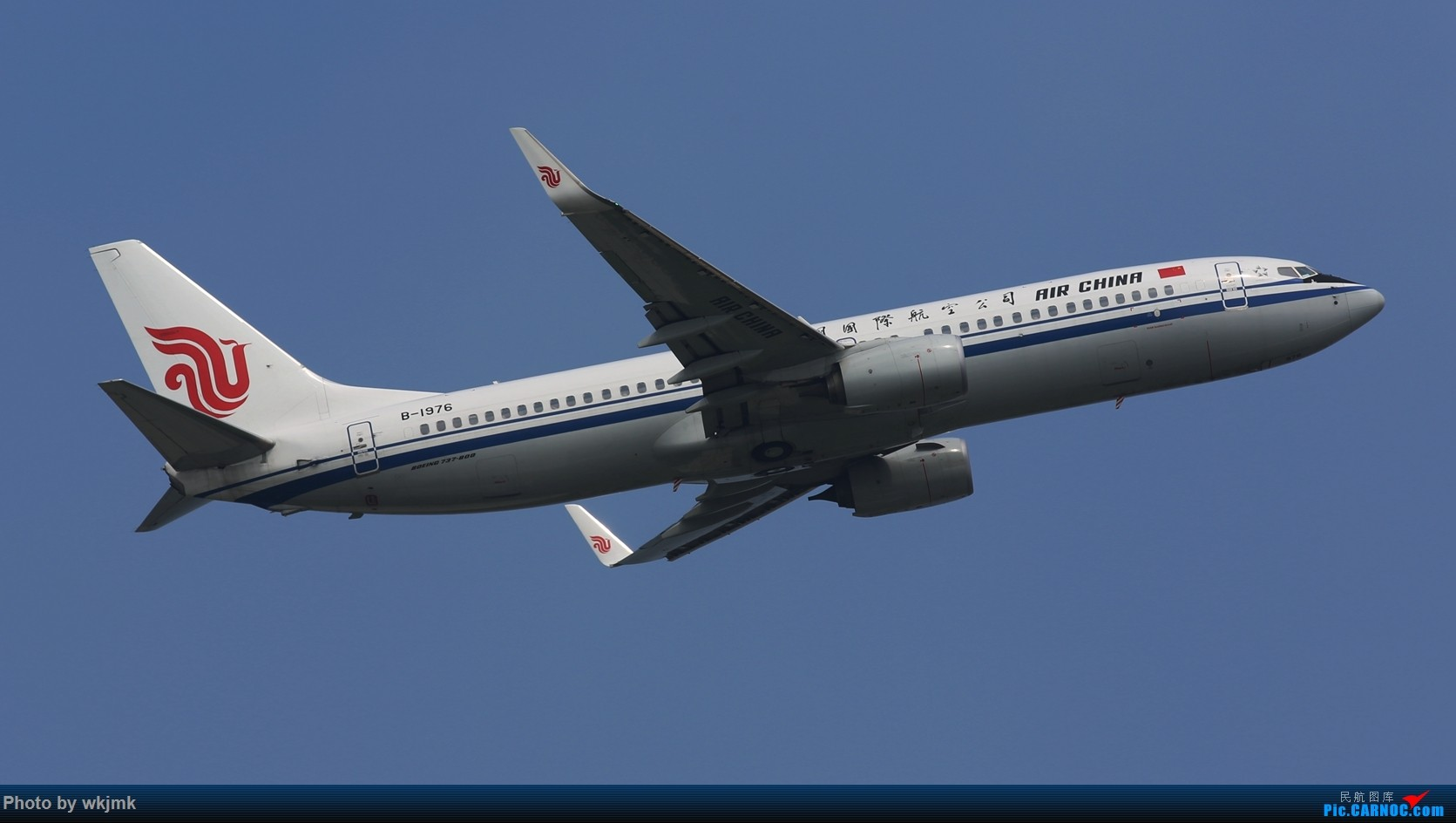 Re:[原创]CKG拍20R起飞 BOEING 737-800 B-1976 中国重庆江北国际机场