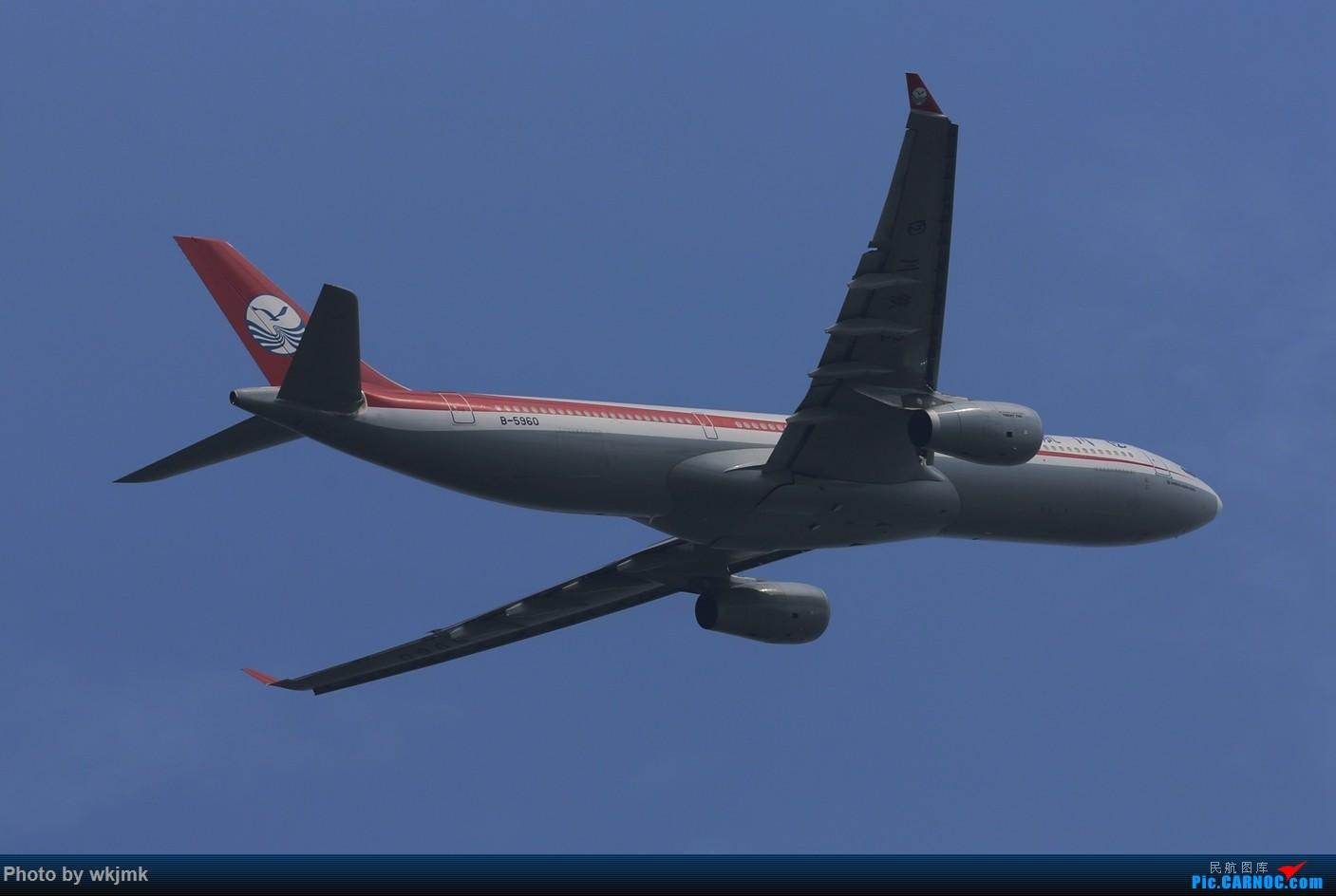 Re:[原创]CKG拍20R起飞 AIRBUS A330-300 B-5960 中国重庆江北国际机场