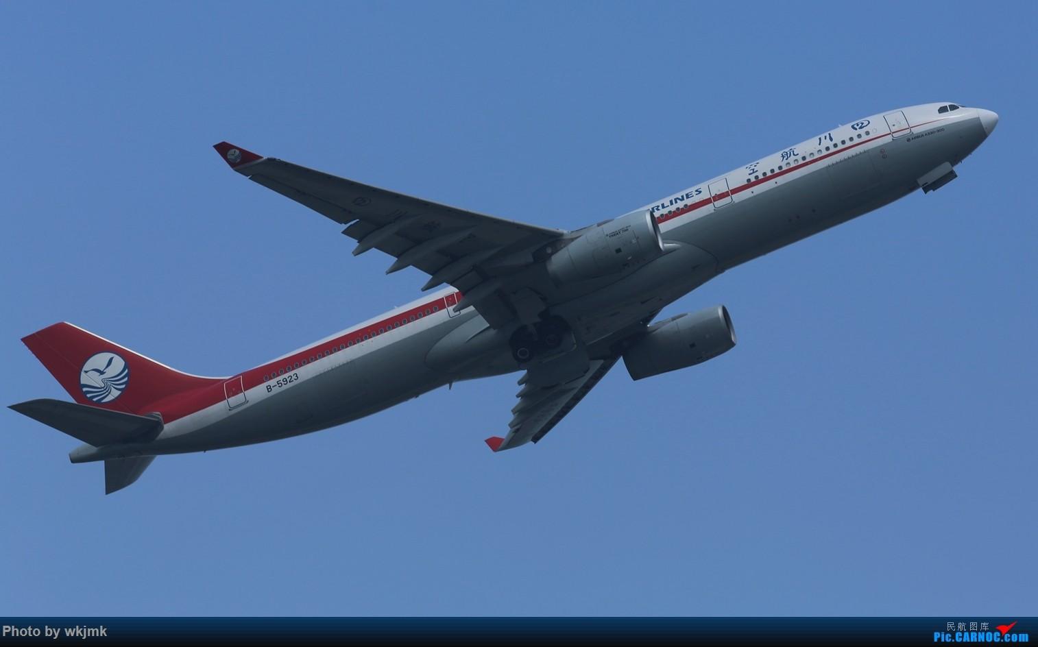 Re:[原创]CKG拍20R起飞 AIRBUS A330-300 B-5923 中国重庆江北国际机场
