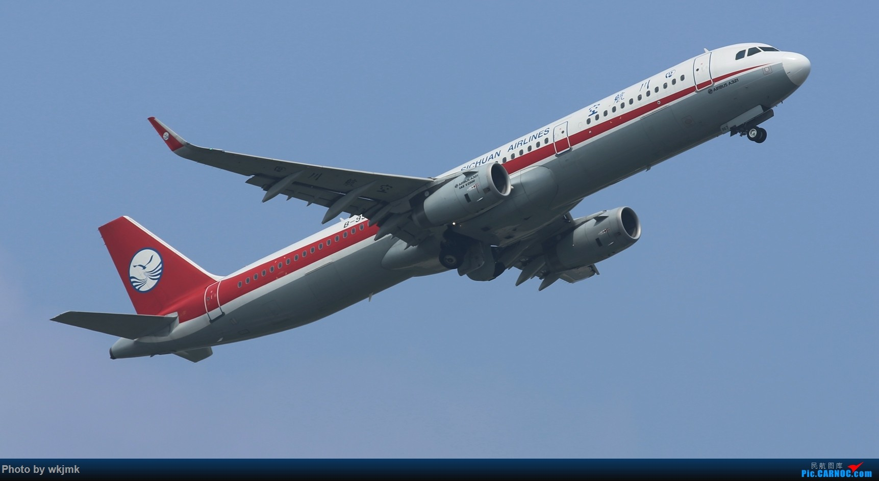 Re:[原创]CKG拍20R起飞 AIRBUS A321-200 B-9967 中国重庆江北国际机场
