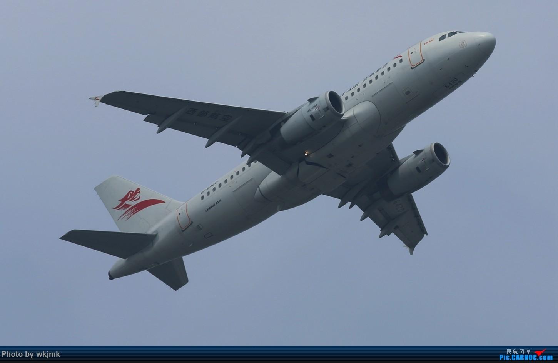 Re:[原创]CKG拍20R起飞 AIRBUS A319-100 B-6420 中国重庆江北国际机场