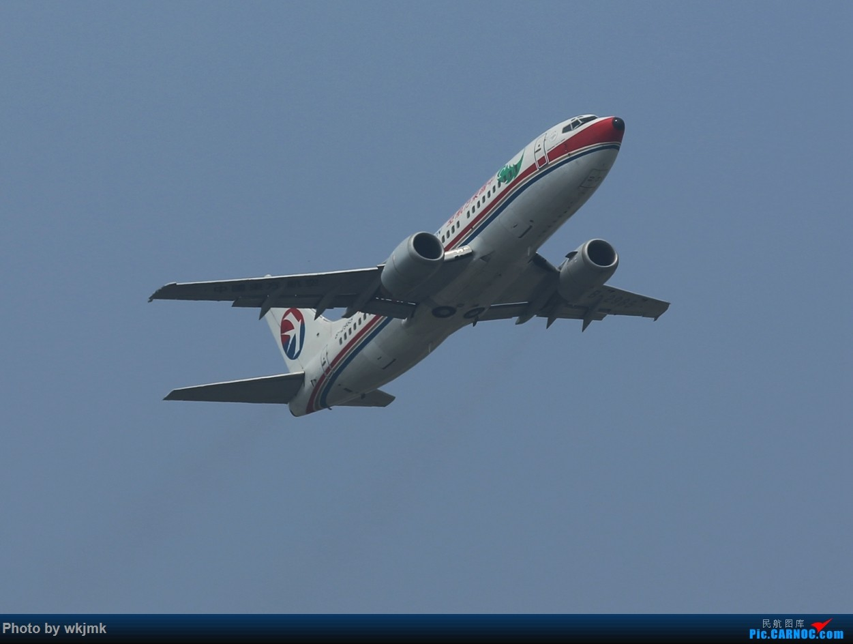 Re:[原创]CKG拍20R起飞 BOEING 737-300 B-2985 中国重庆江北国际机场