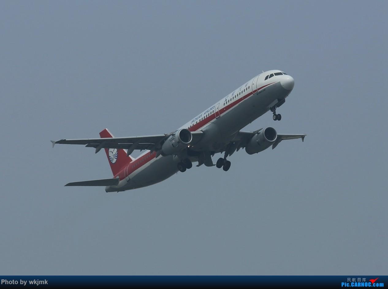 Re:[原创]CKG拍20R起飞 AIRBUS A321-200 B-6968 中国重庆江北国际机场