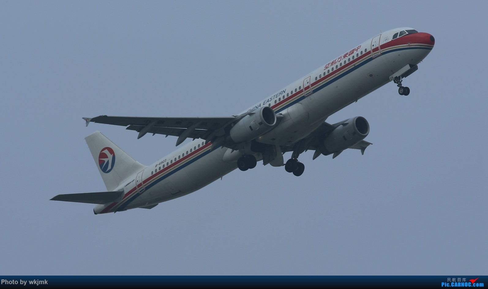 Re:[原创]CKG拍20R起飞 AIRBUS A321-200 B-6923 中国重庆江北国际机场
