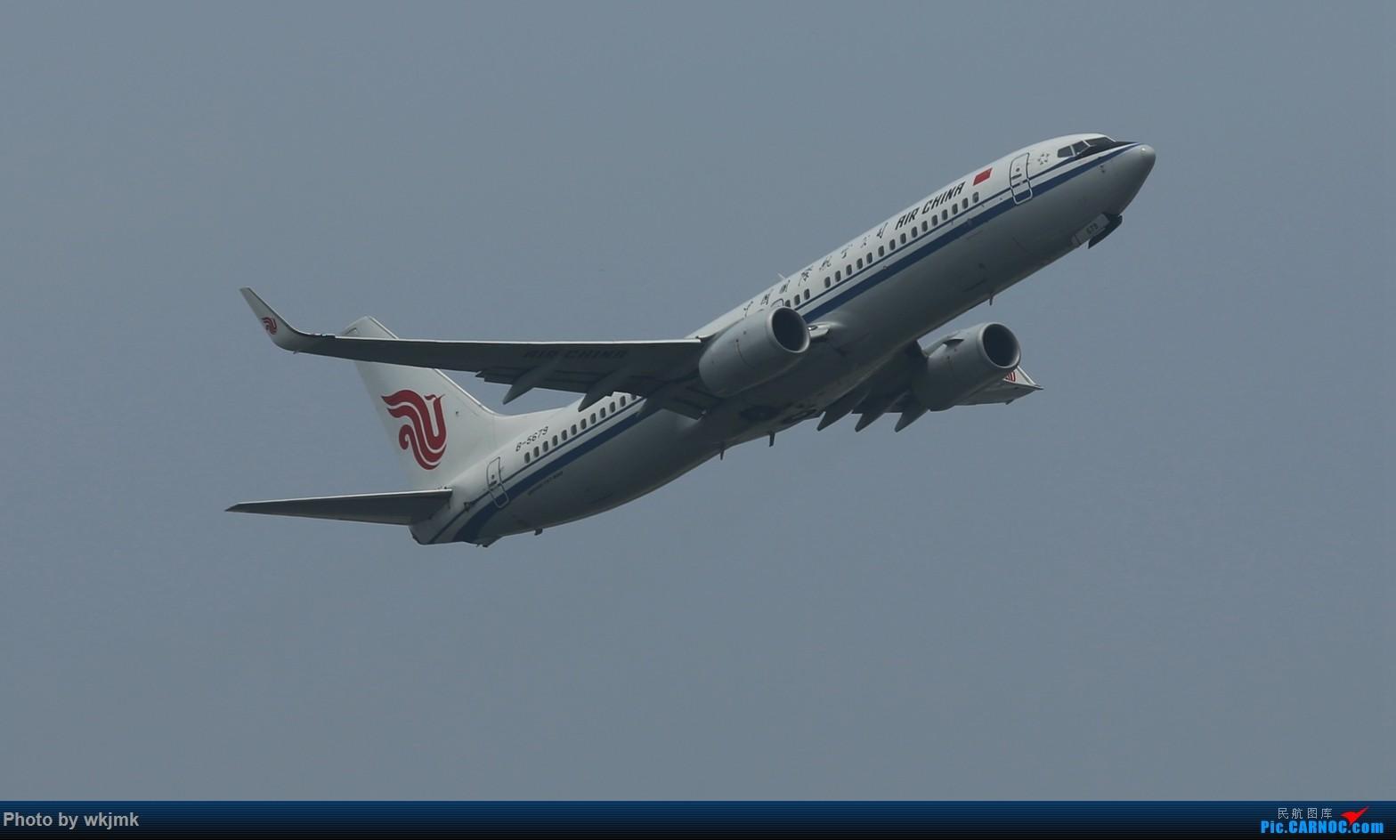 Re:[原创]CKG拍20R起飞 BOEING 737-800 B-5679 中国重庆江北国际机场