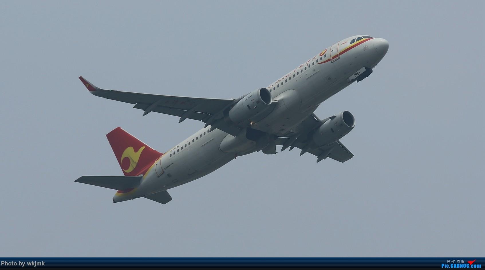 Re:[原创]CKG拍20R起飞 AIRBUS A320-200 B-1851 中国重庆江北国际机场