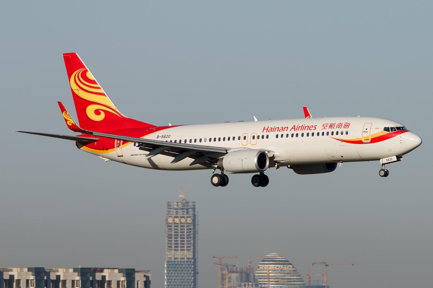 Re:[原创]周末晨练10张 1800*1200 BOEING 737-800 B-5620 中国北京首都国际机场
