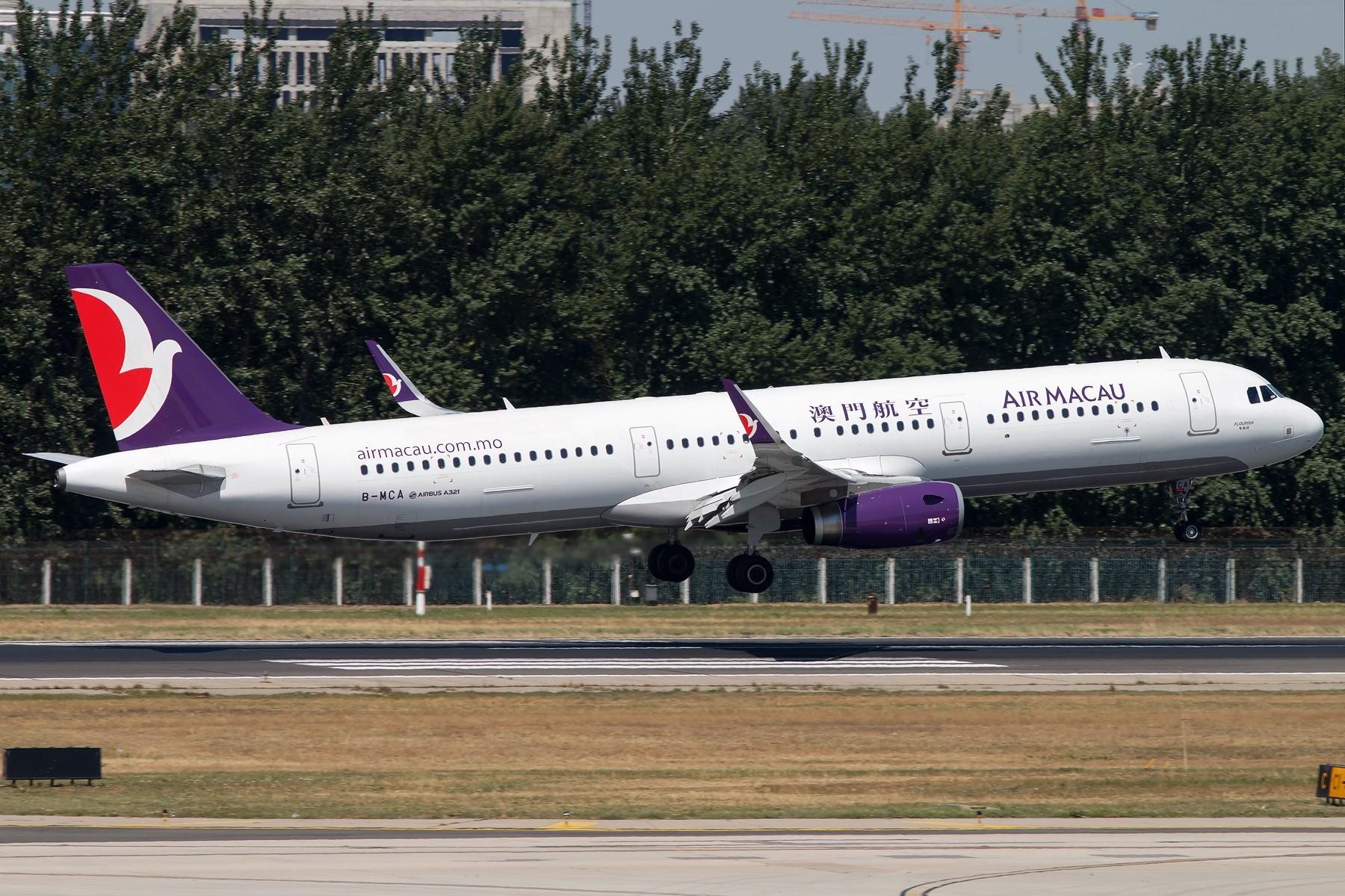 Re:[原创]周末晨练10张 1800*1200 AIRBUS A321-200 B-MCA 中国北京首都国际机场
