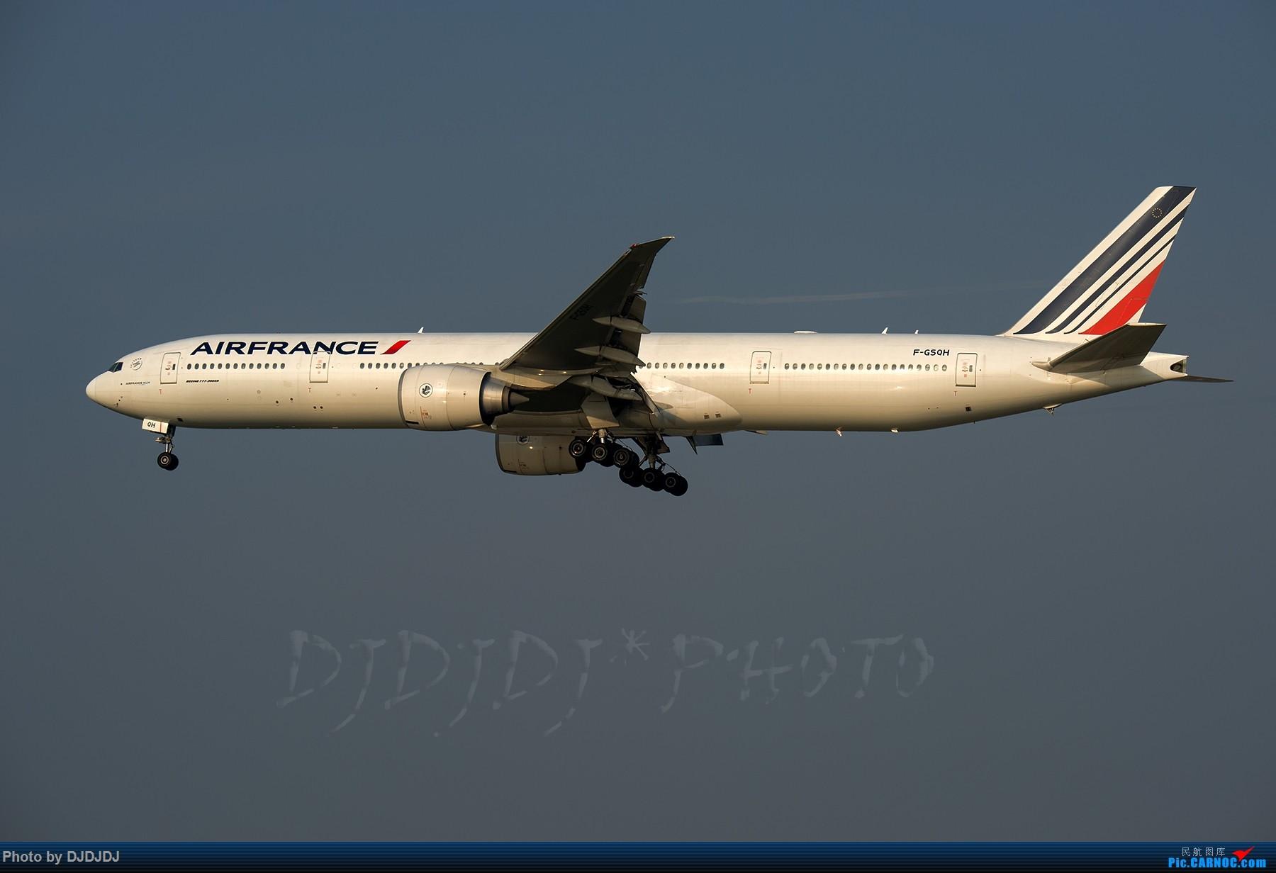 [原创]【BLDDQ】英 BOEING 777 F-GSOH 中国上海浦东国际机场
