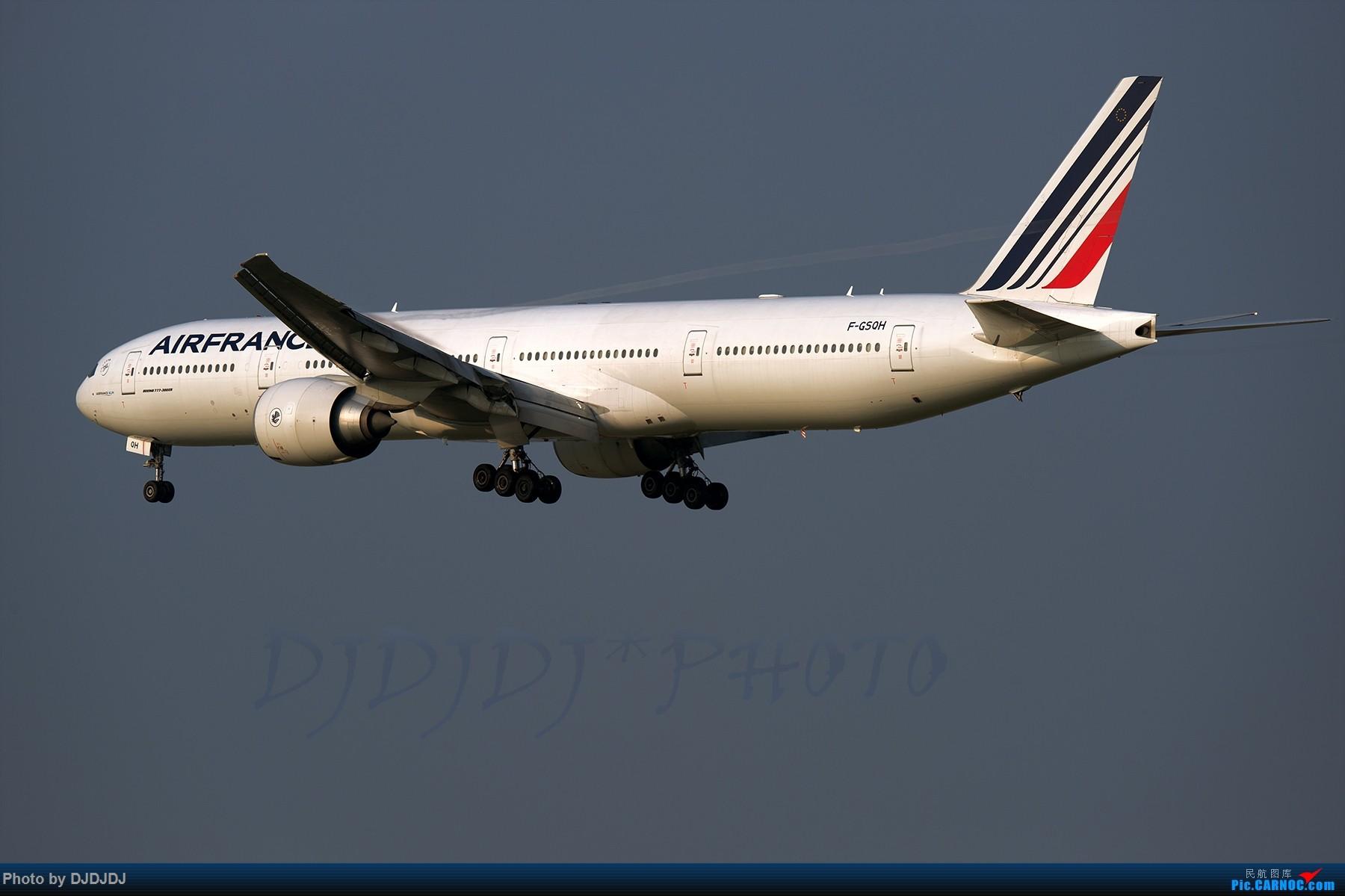 Re:[原创]【BLDDQ】英 BOEING 777 F-GSOH 中国上海浦东国际机场