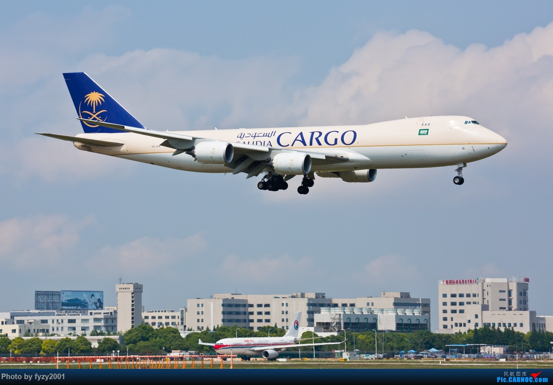 Re:[原创]【无锡西站】PVG的大鹅~~~ BOEING 748 HZ-AI4 中国上海浦东国际机场