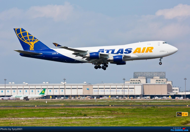 Re:[原创]【无锡西站】PVG的大鹅~~~ BOEING 747-400 N492MC 中国上海浦东国际机场