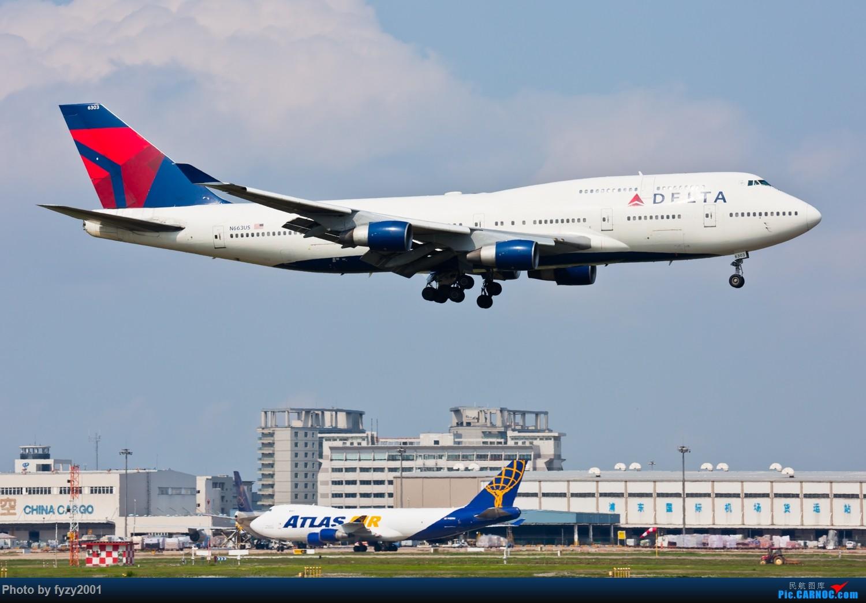 Re:[原创]【无锡西站】PVG的大鹅~~~ BOEING 747-400 N663US 中国上海浦东国际机场
