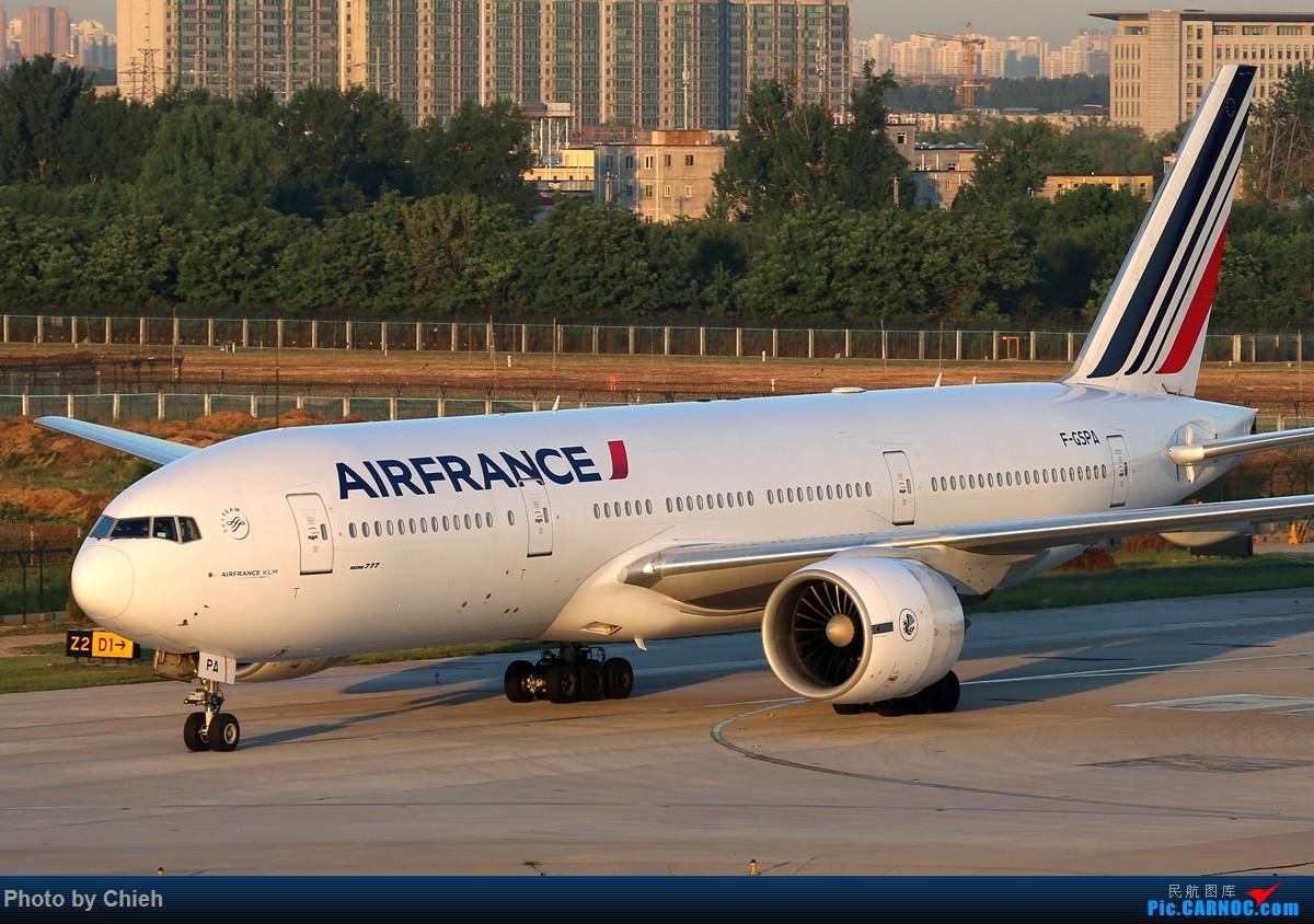 Re:[原创]【凉水拍机札记】2015-06-08,PEK晨图一组~收了个艾提哈德卡狗 BOEING 777-228(ER) F-GSPA 中国北京首都国际机场